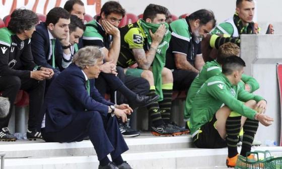 Fredy Montero sufre ataque de los barrabravas del Sporting de Lisboa
