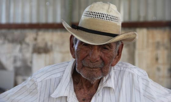 El secreto de un campesino mexicano para llegar a los 121 años