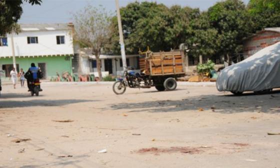 Ataque a bala deja un muerto y dos heridos en La Central