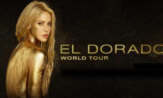 Imagen del trabajo discográfico El Dorado.