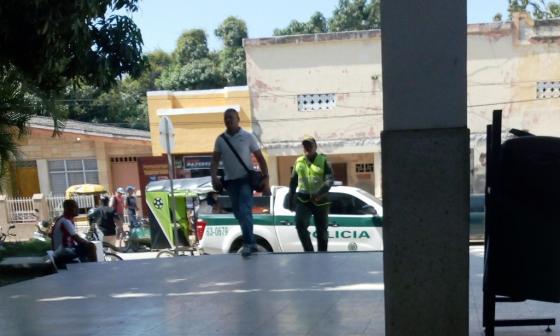 Capturan a policía por homicidio en Palmira, Magdalena