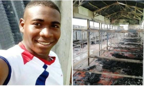 Soldado incinera el catre de un compañero y lo quema vivo en Mocoa, Putumayo