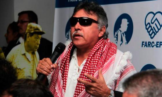EEUU formaliza la petición para que le extraditen a Santrich