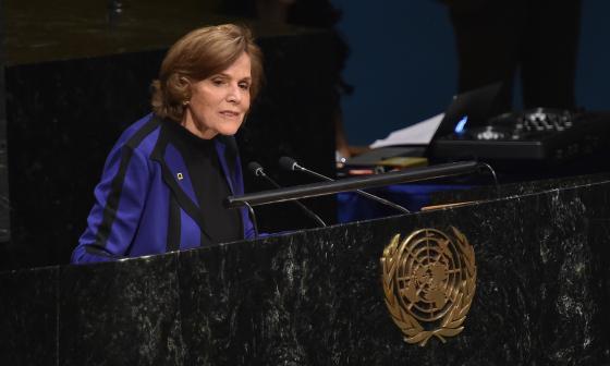 Experta en océanos, Sylvia Earle, recibe premio de Princesa de Asturias