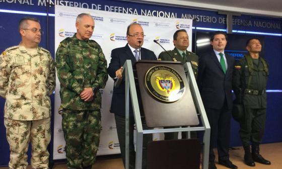 Cultivos ilícitos: Aumentó a 180 mil hectáreas en 2018 aseguró Mindefensa