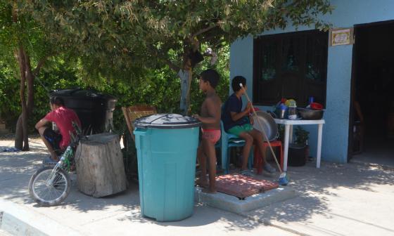Quince barrios  en Santa Marta están sin agua