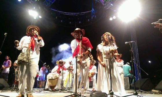Fin de semana de gaitas, teatro y circo, en Luneta 50
