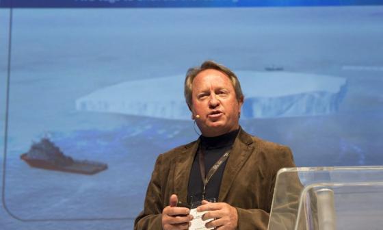 En video |  La insólita propuesta contra la sequía: remolcar icebergs