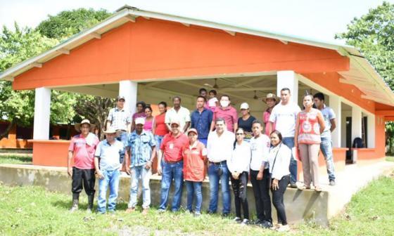 Más de mil niños de Tierradentro estrenarán comedor escolar