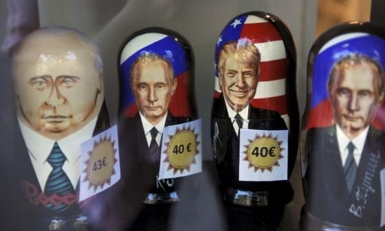 Servicios secretos y manifestaciones rodean cara a cara Trump-Putin en Helsinkia