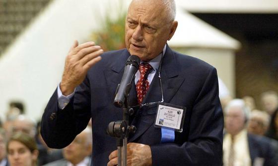 Aldo Zuccolillo, director y propietario del diario paraguayo ABC.