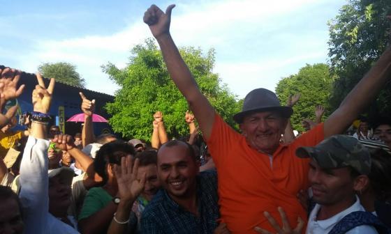 Un administrador de empresas, nuevo alcalde de Betulia, Sucre