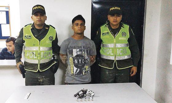 Policía vuelve a capturar a alias 'El Peluquero'