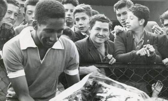 Falleció Delio 'Maravilla' Gamboa, un histórico del fútbol colombiano
