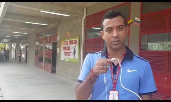 Poca afluencia de votantes en Santo Tomás
