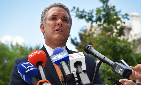 Duque convoca a fuerzas políticas para acordar ruta anticorrupción