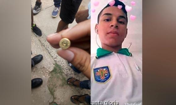 Bala perdida mata a estudiante de 11o. grado en La Sierrita