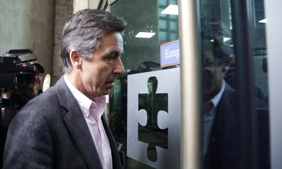 Roberto Prieto, exgerente de la campaña presidencial Juan Manuel Santos.