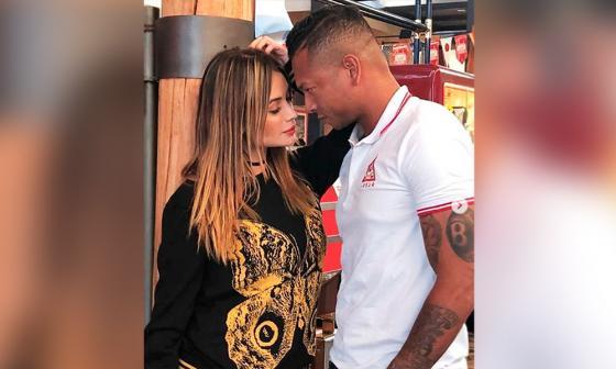 ¿Sara Uribe y Fredy Guarín terminaron su relación?