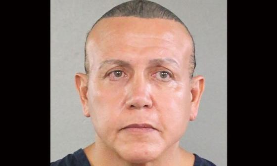 En video   Este es Cesar Sayoc, el seguidor de Trump sospechoso de enviar bombas por correo