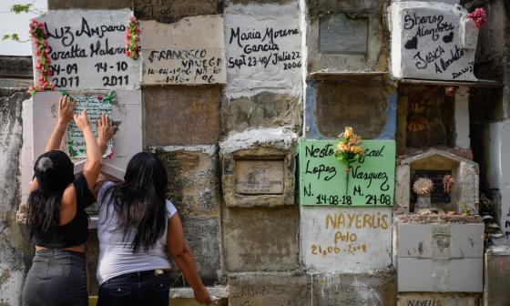 Reabren cementerio Santa María por Día de los Muertos