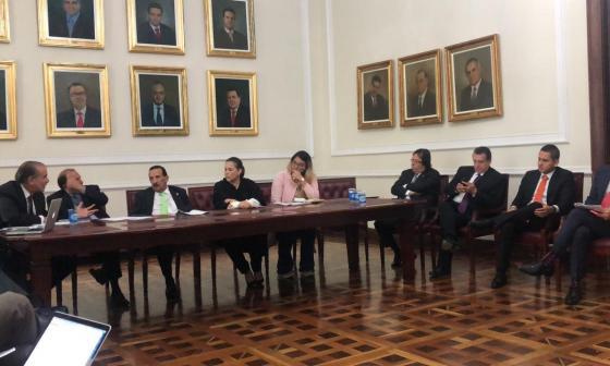 Ley de regiones: los temas presupuestales siguen causando debate