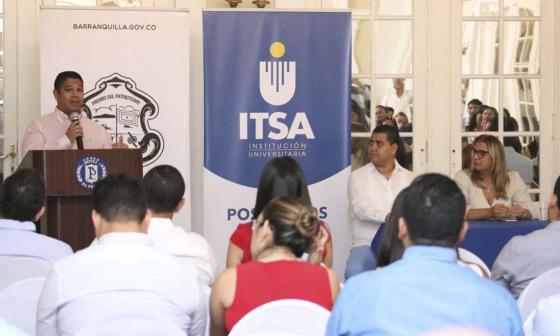 Itsa oficializa primeros programas de posgrados