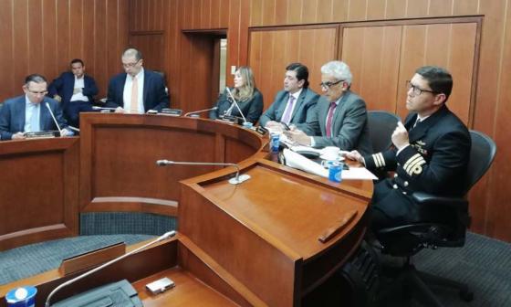 Solicitan partida de ley de financiamiento para erosión costera