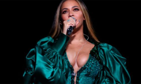 Beyoncé se roba el 'show' en homenaje a Nelson Mandela