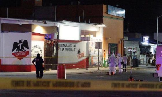 Ataque armado en Playa del Carmen deja siete muertos