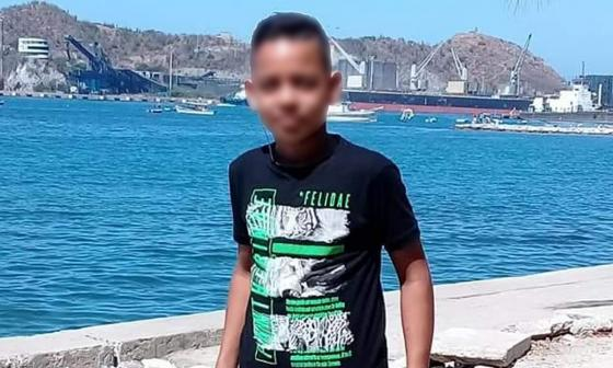 El joven estaba desaparecido desde el 12 de enero.