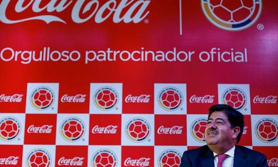 Coca-Cola anuncia retiro del patrocinio a la Federación Colombiana de Fútbol
