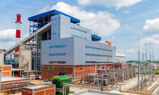 Inversión de Gecelca en nueva central fue de USD420 millones