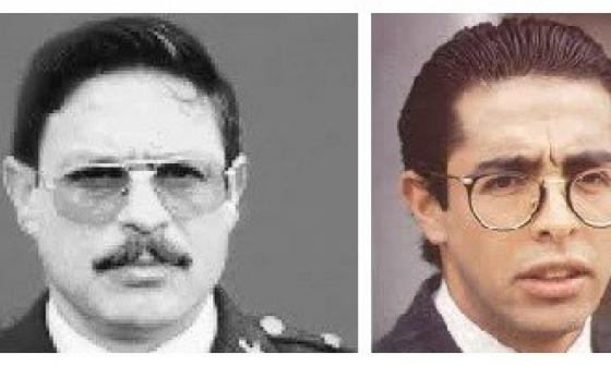 Jorge E. Plazas y Jaime Garzón.