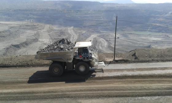 Cerrejón exportó 30,5 millones de toneladas de carbón en 2018
