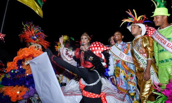 El Carnaval gay, una fiesta de todos