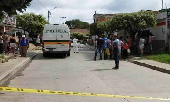 Masacre en Aguachica: asesinan a bala a cuatro jóvenes