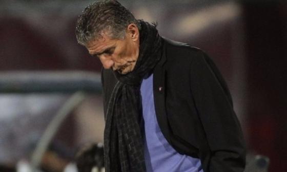 Edgardo Bauza no es más el técnico de Jarlan Barrera en Rosario Central