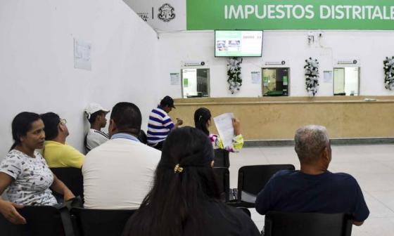 Barranquilla tiene nuevo estatuto tributario