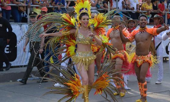En video | Orgullosa, la Gran Parada fue un goce de tradición