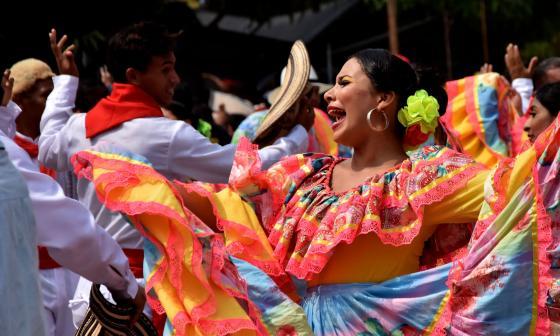 """""""Rescate de las tradiciones, el norte del Carnaval del Atlántico"""""""