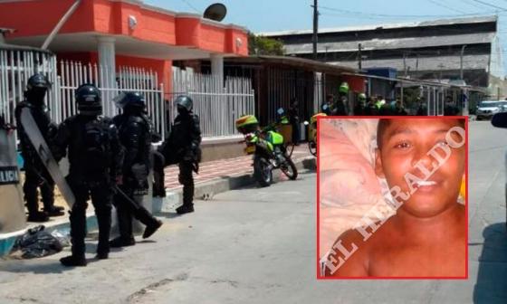 """""""Les gritó a los asesinos que lo dejaran bajar a la niña al piso, pero no tuvieron compasión"""""""
