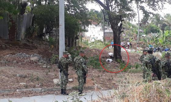 Hallan cuerpo desmembrado dentro de dos costales en La Apartada, Córdoba