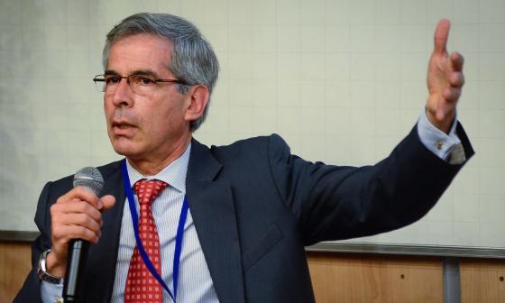 """""""No hay posibilidad de que delitos de lesa humanidad sean amnistiables"""": Yesid Reyes"""