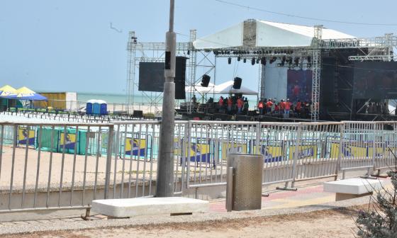 Alcaldía de Riohacha declara la alerta verde durante el Festival Francisco el Hombre