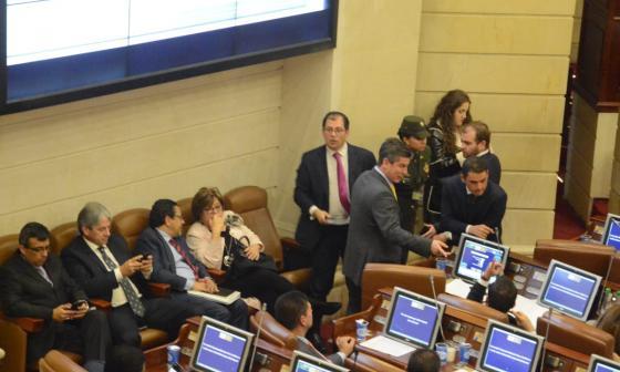 En video   Gobierno pierde el primer pulso por objeciones a la JEP