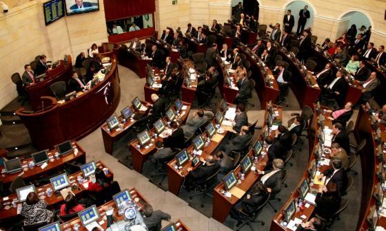 Paro legislativo hasta que se anuncien objeciones a JEP en Senado