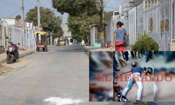 Presunto atracador intenta robar a agente del CTI y termina muerto en Los Girasoles