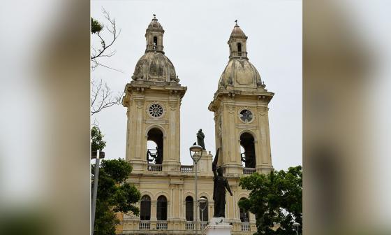 Iglesia San José lleva casi 4 años cerrada por deterioro