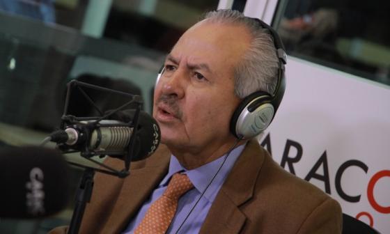 El periodista colombiano Darío Arizmendi.